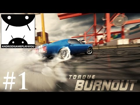 Torque Burnout Android GamePlay #1 (1080p) (By League of Monkeys)