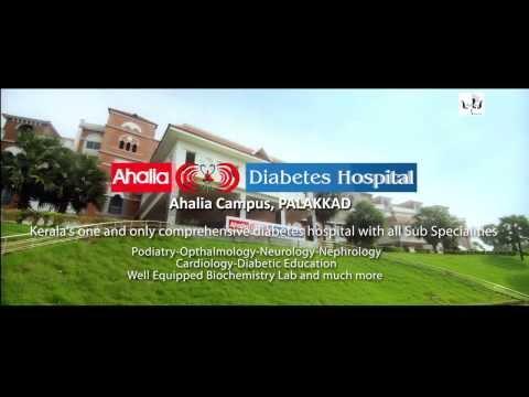 Ahalia Diabetes Hospital TVC Directors Cut