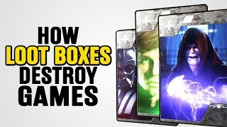 Why Loot Boxes Are Ruining Video Games