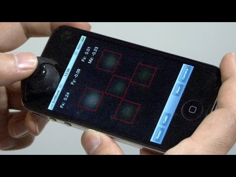 3-Axis Analog Joystick For Touchscreen Devices #DigInfo