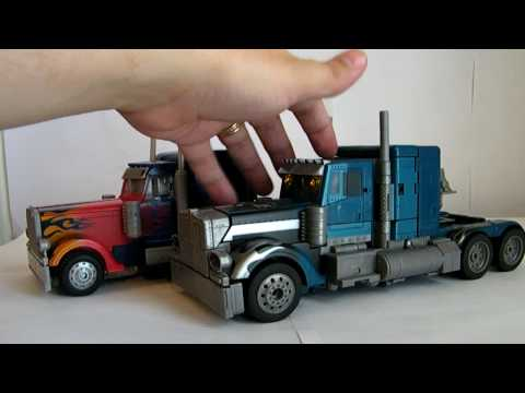 ROTF Leader Class Optimus Prime