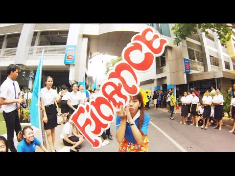 Thailand 2015 - Student's Life - University Graduation Party - Bangkok - Trailer