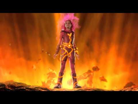Adventures Of Sharkboy And Lavagirl OST - Lavagirl's Theme, Lavagirl's Sacrifice, Light [HD]