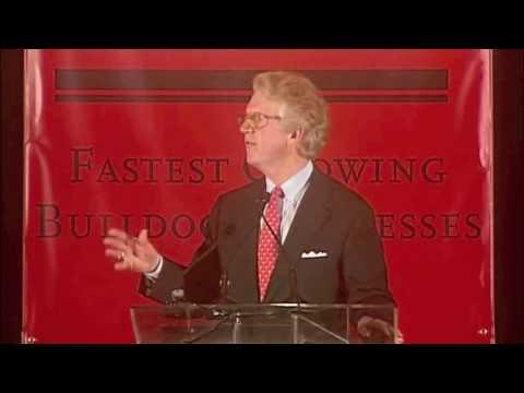 Bulldog 100: Fastest Growing Businesses - Dan Amos, Keynote Speaker