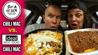 Rudy's Chili Mac vs. Ideal's Chili Mac | *CHILI MAC BATTLE IN TOLEDO, OHIO*