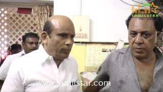Stars Paying Homage To Senior Actor K N  Kalai