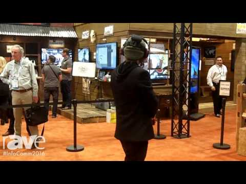 InfoComm 2016: VRStudios Shows Wireless Virtual Reality System at Stampede Booth
