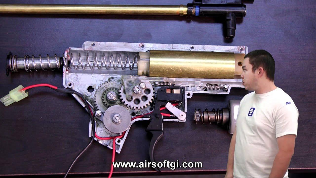 1 Automatic Electric Gun