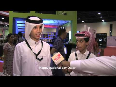 Qatar National Day by Doha Centre for Media Freedom