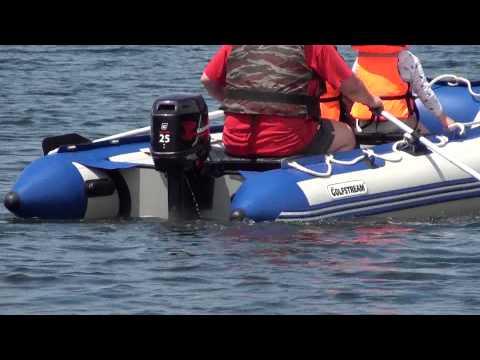 мотор лодочный golfstream f6bms
