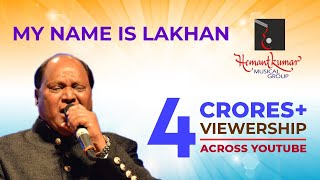 My Name Is Lakhan Ram Lakhan by Mohammad Aziz boll