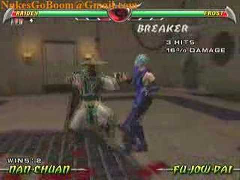 Random Unplayables Chess Kombat Mortal Kombat Deception