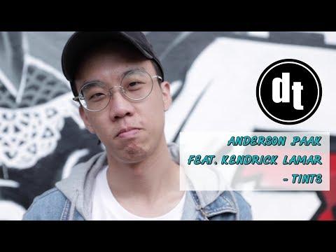 Anderson .Paak - Tints (feat. Kendrick Lamar) | DANCE FREESTYLE | Darren dt MP3