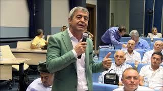 """kazım yücel MHP kayseri büyük şehir meclis üyesi """"okul arazileri"""""""