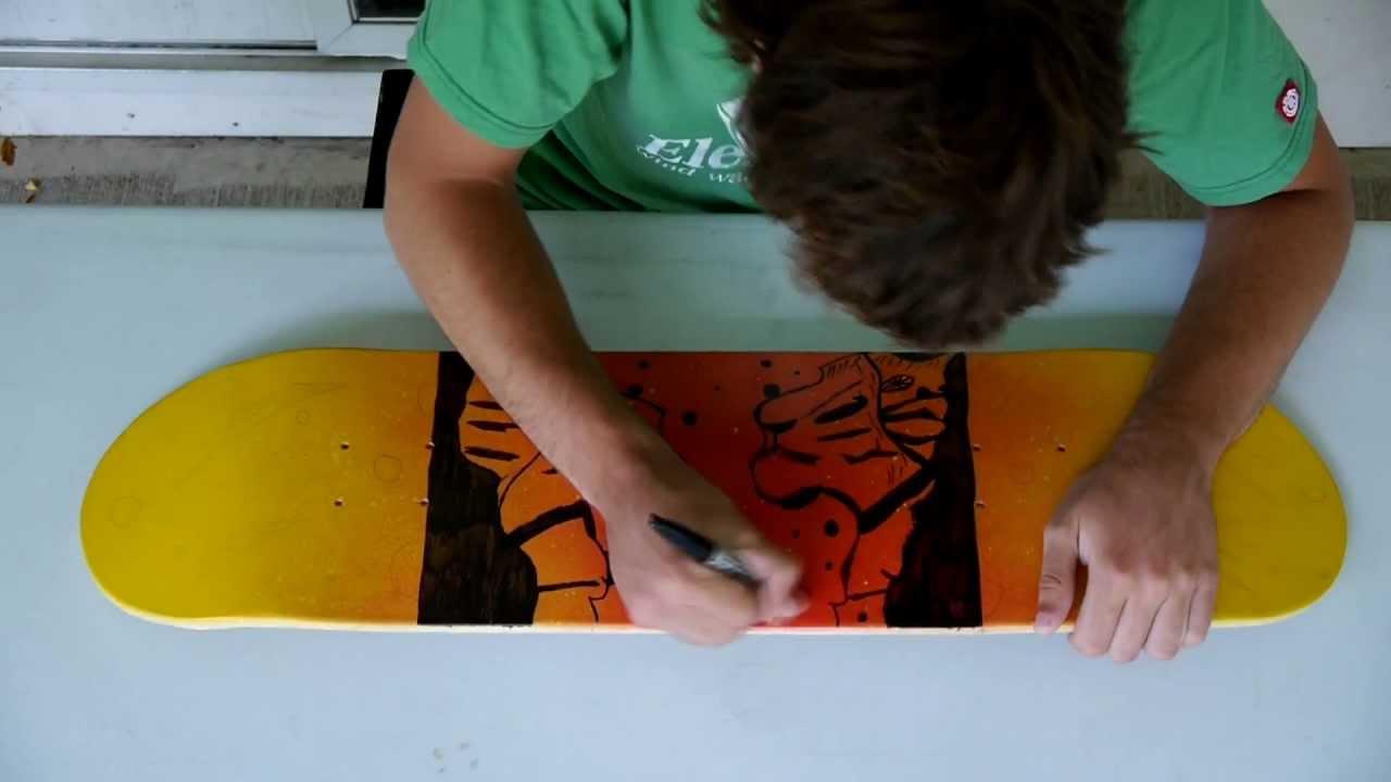 Simple Spray Paint Designs