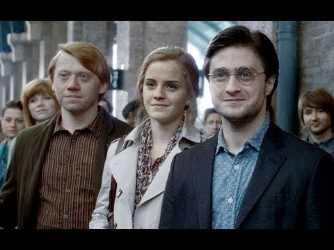 Harry Potter Ending Is Wrong, Says Jk Rowling?! video