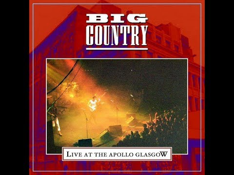 Big Country - East of Eden by Big Country