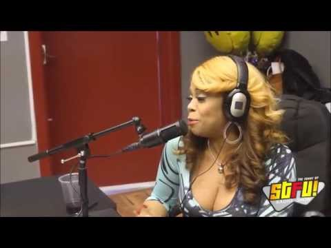 Shay Johnson - Still Sleeps With Scrappy - we Damn Near Rape Each Other! video