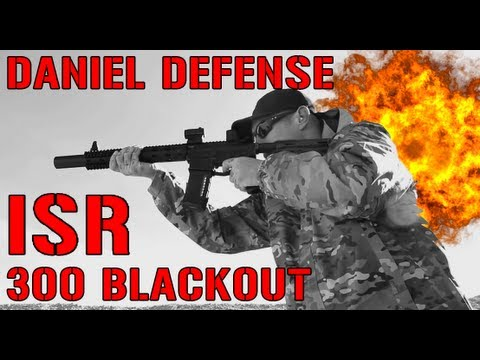 Daniel Defense ISR in 300 Blackout