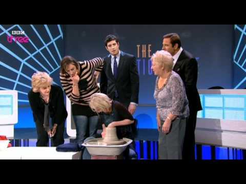How To Throw A Pot - Comic Relief's 24 Hour Panel People - BBC Three