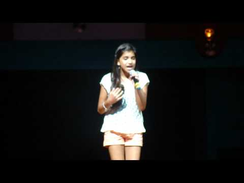 Ava Lauren Sings Sunday Morning Maroon 5 2012 Corpus Christi Idol video