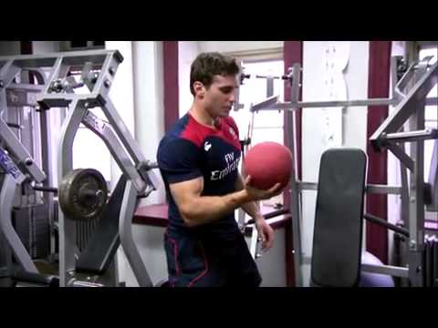 USA Rugby Rising -- Webisode #1: Scrum-Half Workout w/ Mike Petri