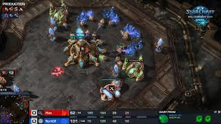 SortOf vs Has ZvP - Group Stage 3 - WCS Spring 2019