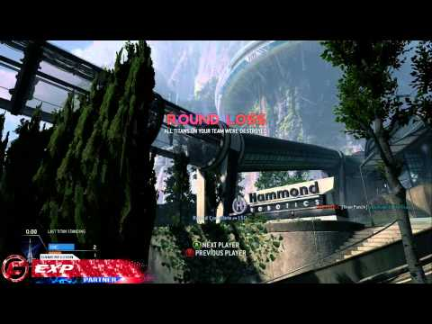 Titanfall Last Titan Standing PART 9 Gameplay Ogre on Corporate Walkthrough