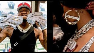 Offset Migos Friend Say He Going Broke Trying To Spoil Cardi B Expensive Taste..DA PRODUCT DVD