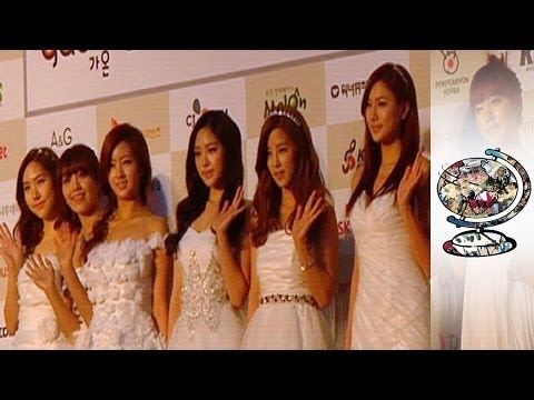 The K-pop Effect - South Korea