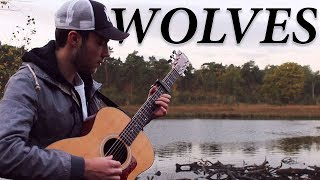 Download Lagu WOLVES - Selena Gomez, Marshmello (Fingerstyle Guitar Cover) Gratis STAFABAND