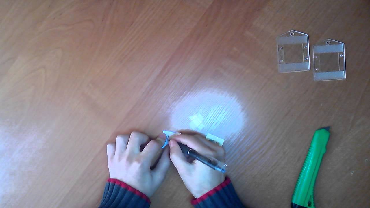 Сделать светоотражатели своими руками