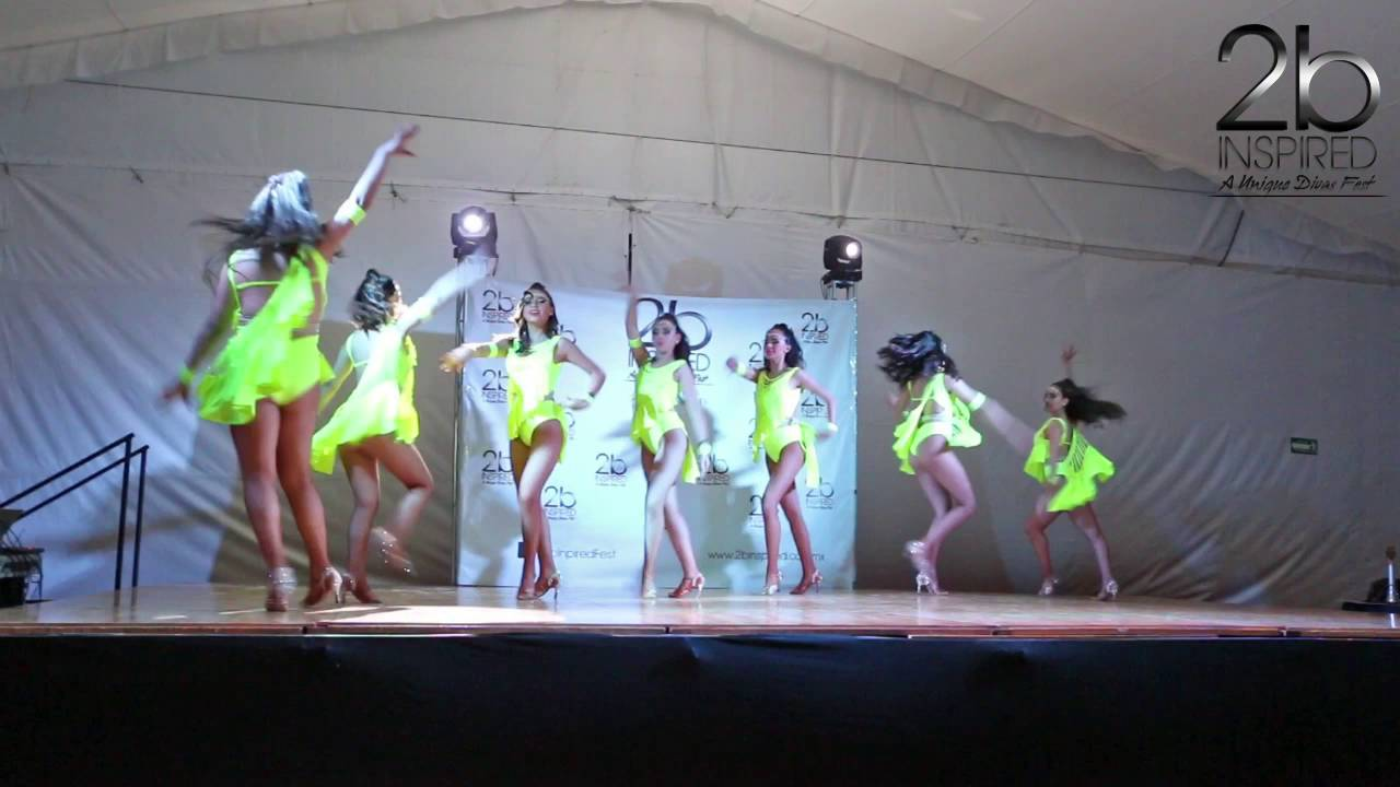 Talento Latino | 3er Lugar, Team Shines Salsa | 2b Inspired 2016