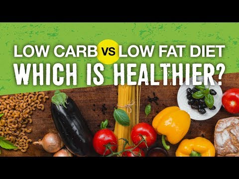 Low-carb diet beats low-fat diet for weight loss and heart health? Not so fast
