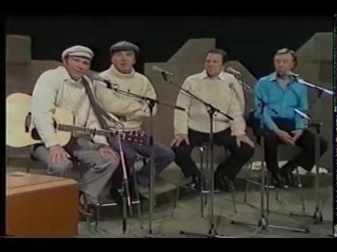 The Late Late Show tribute to The Clancy Brothers & Tommy Makem