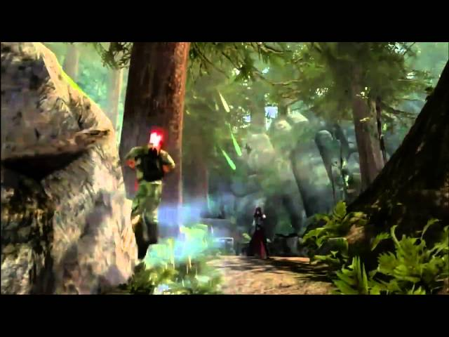 Star Wars - The Force Unleashed II - Endor Bonus Mission DLC Trailer [HD]