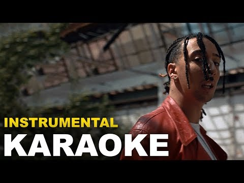 Ghali: HABIBI (Karaoke - Instrumental)