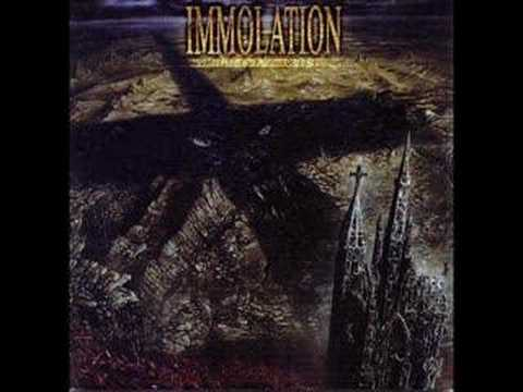 Immolation - Wolf Among The Flock