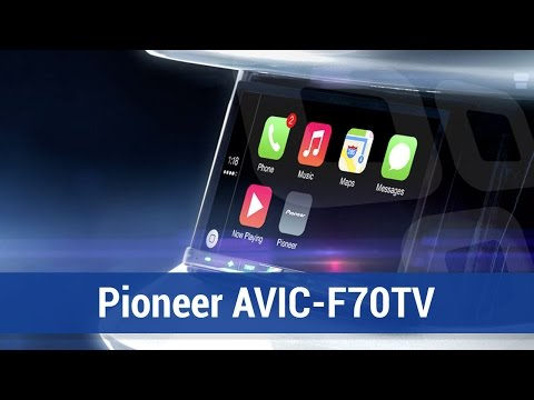 Tenha o Apple CarPlay no seu carro com esta Central Multimídia da Pioneer - TecMundo