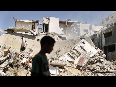 Israel pode estar a cometer crimes de guerra em Gaza