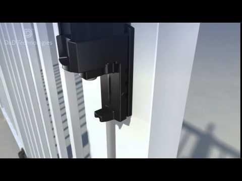 MagnaLatch® Series 3 Installation Animation