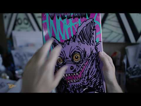 Franky Villani Four Fingers Graphic by FOS | Primitive Skate
