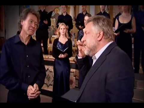 Sacred Music - Harry Christophers, The Sixteen & Simon Russell Beale