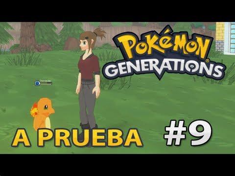 A Prueba #9 - Pokémon Generations