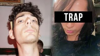 Ice Poseidon's First Time with a Trap - Open Mic
