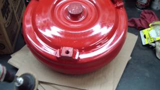 AMC TH400 Torque Converter Fit to Different Flex Plate