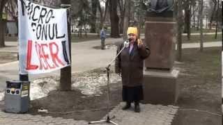 """Polemică despre importanța """"limbii"""" pentru moldoveni"""