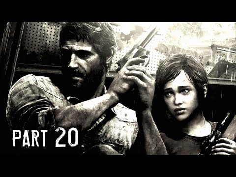 The Last of Us Remastered Gameplay Walkthrough Part 20 - Flamethrower (PS4)