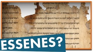 Video: Who Wrote the Dead Sea Scrolls? - Religion For Breakfast