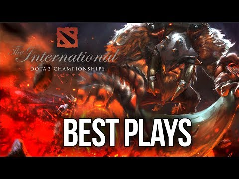 The International 7 - BEST PLAYS - Main Qualifier Day 1 [Dota 2]